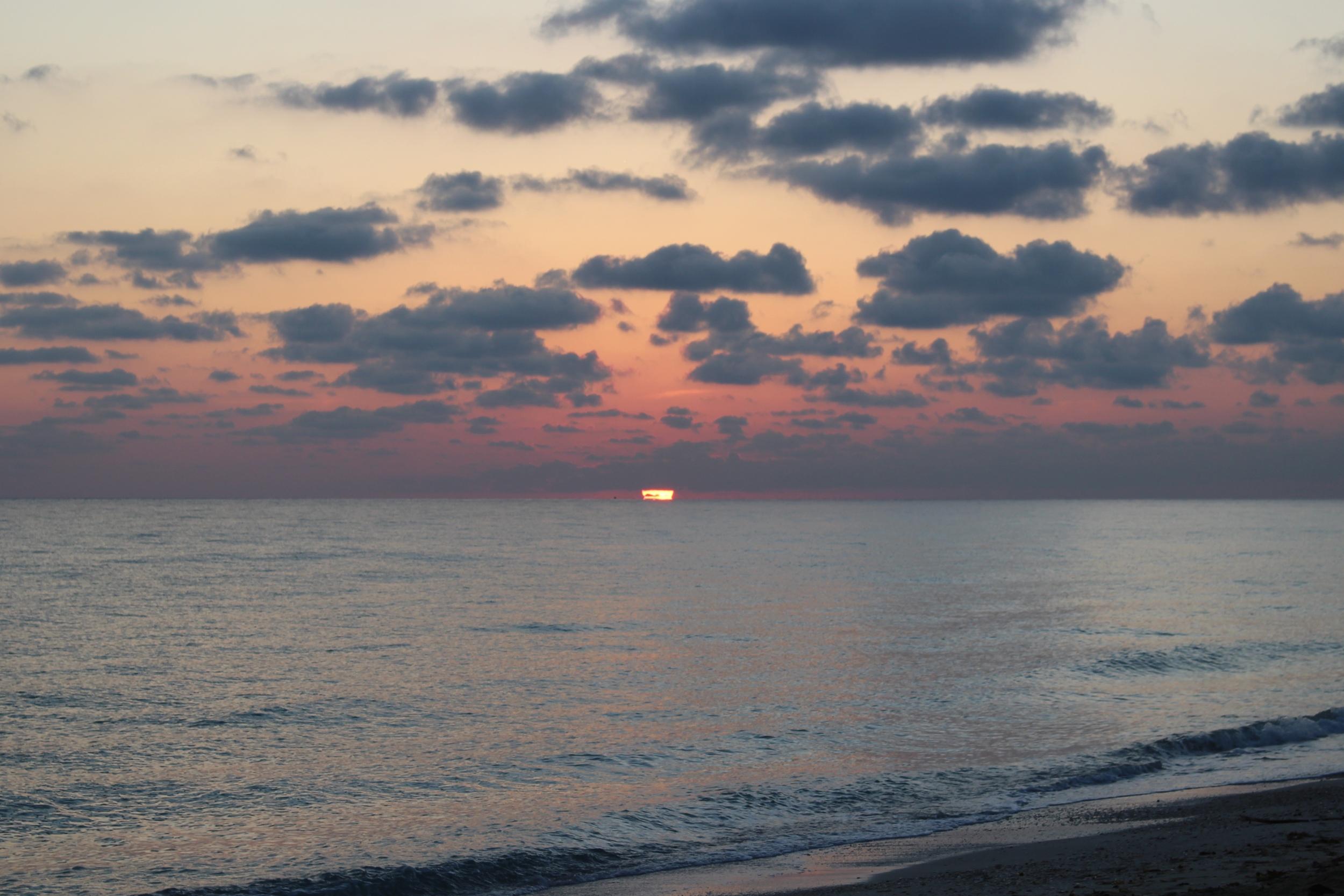 Sunrise over Santa Maria Del Mar