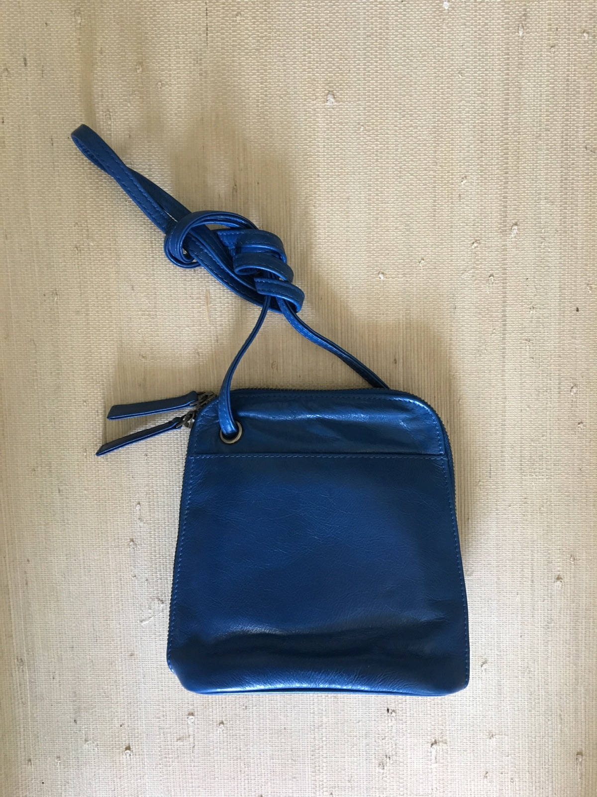 Latico cross body leather bag