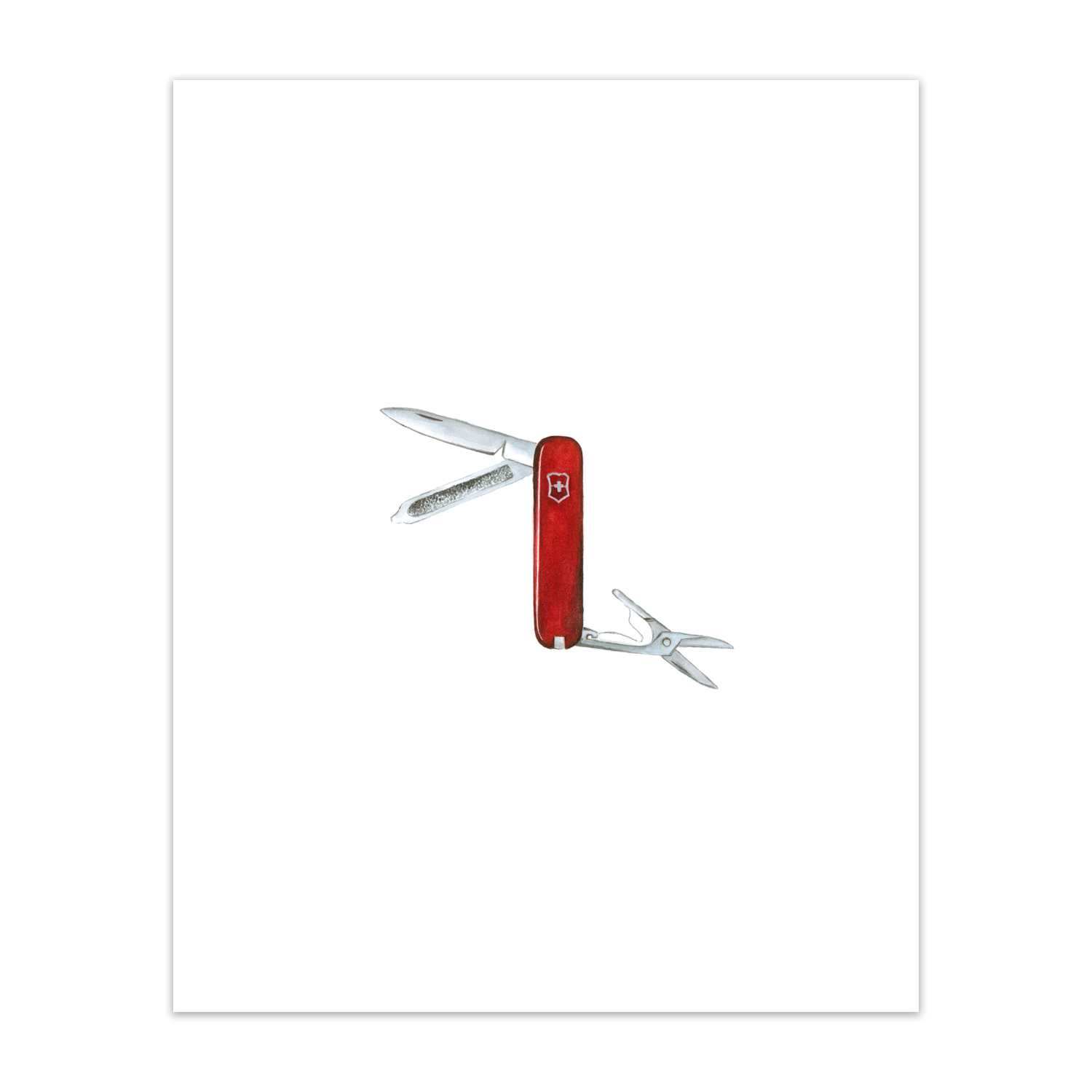 "Swiss Army Knife <br> <span style= ""font-size: 0.75em;""> 🔴  SOLD </span>"