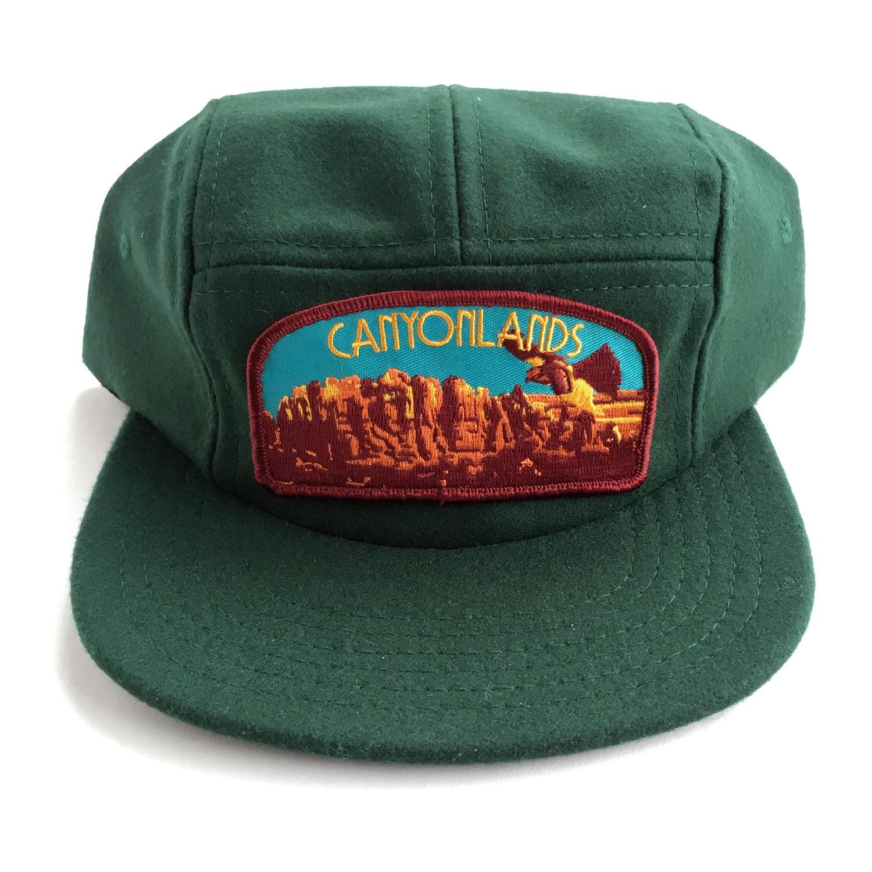 Canyonlands Camper Cap