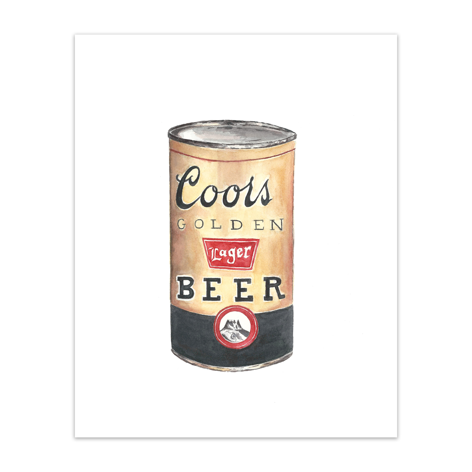 "Banquet Beer Can <br> <span style= ""font-size: 0.75em;""> 🔴  SOLD </span>"