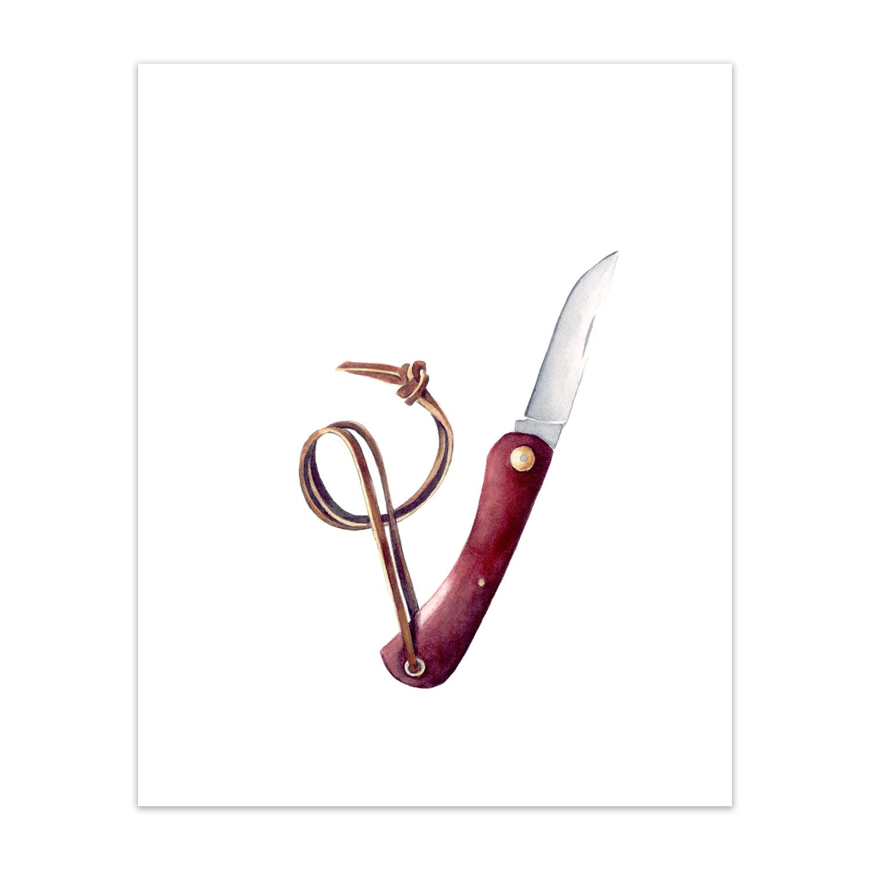 """Jack Knife <br> <span style= """"font-size: 0.75em;""""> 🔴  SOLD </span>"""