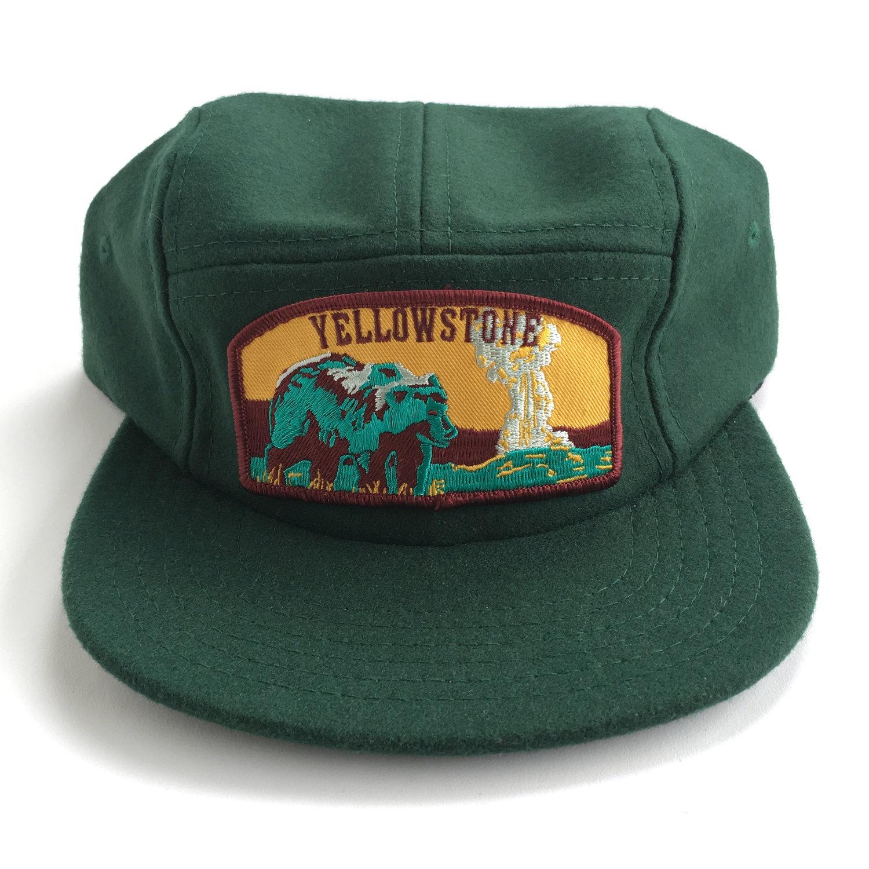 Yellowstone Camper Cap