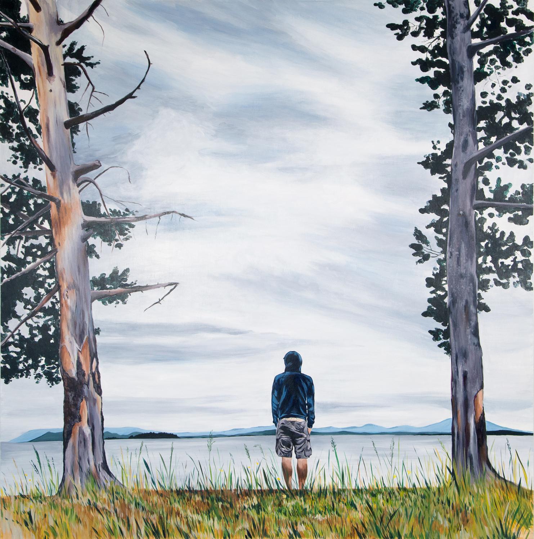 Overlooking Yellowstone Lake  🔴 SOLD