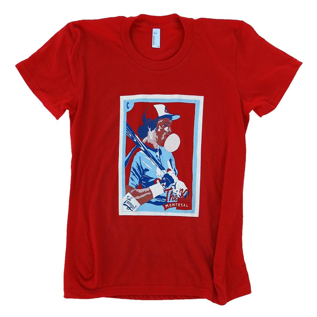 The Kid Fungo Shirt