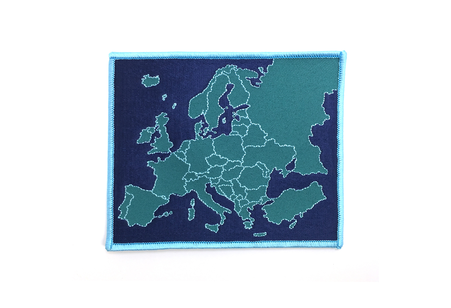 See Europe Patch