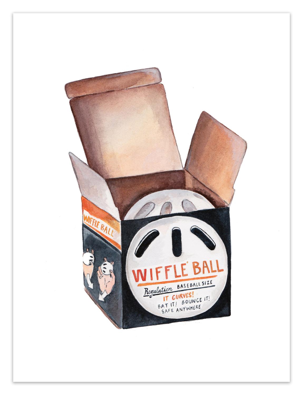 Wiffle Ball  🔴 SOLD