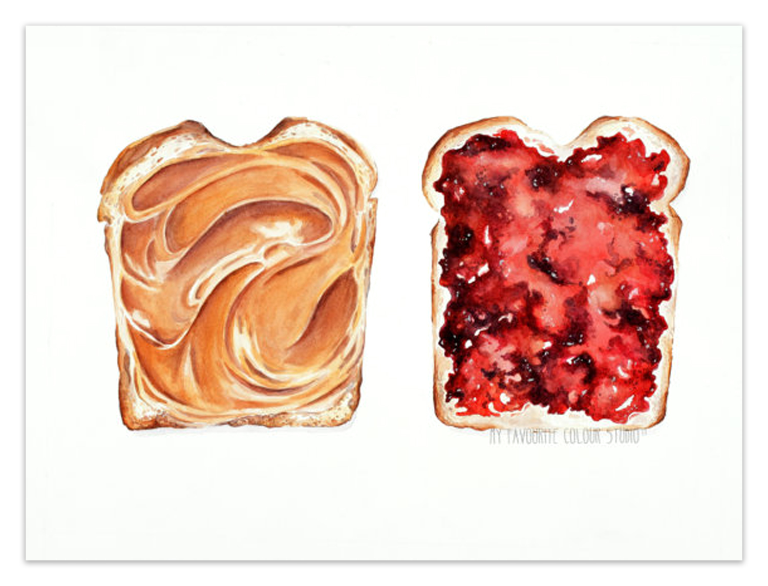 Peanut Butter + Jelly  🔴 SOLD