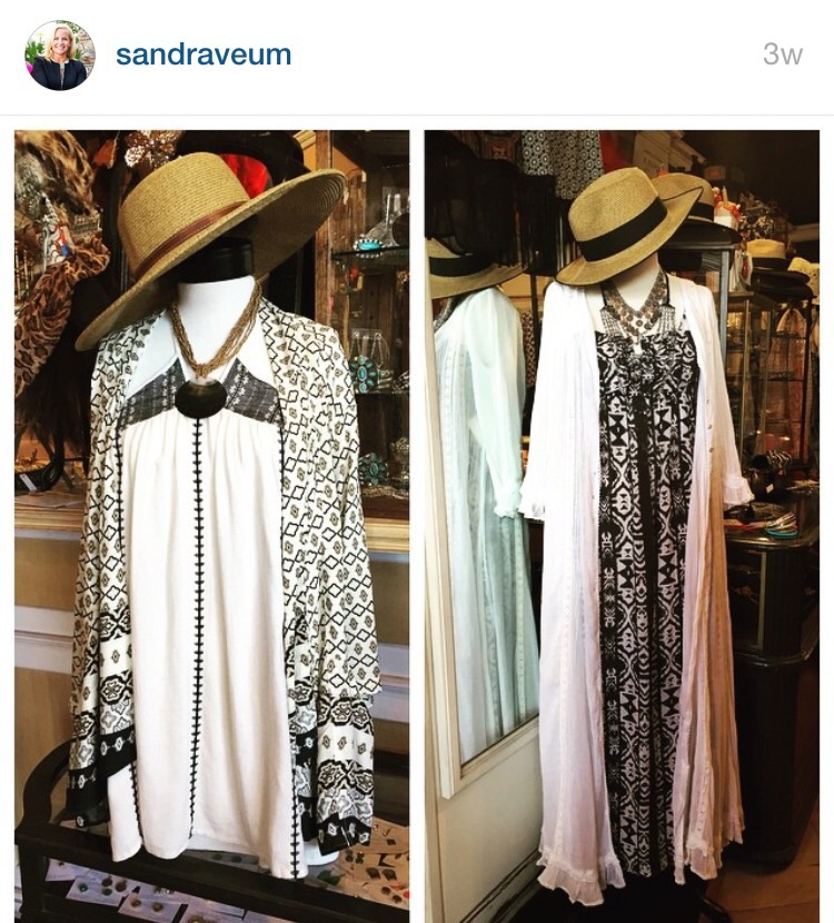Flowy tunics, kimonos, and maxis need to go on vacation with you!
