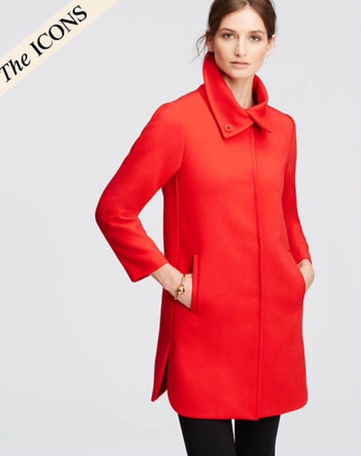 Statement Coat, $228