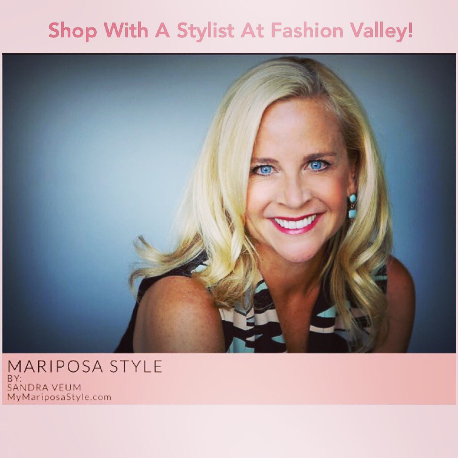 Sandra Veum, Personal Wardrobe Stylist