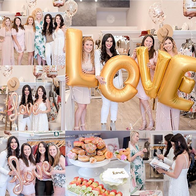 ✨💛🌙⚡️🛍Last Weekends Event Blog Post from @quiannamarie is up💁🏻♀️! It was beyond a Pinterest worthy moment. To take a peek at our Bridal Brunch + Bubbly Go to our girls @quiannamarie insta, and then click the link in her BIO! Also stay tuned for all our Attendees we are going to be posting our Giveaway items soon via her Blog, and Instagram! Thank you all for coming, and check out our next event night below. ✨✨✨✨ • •🌸✨BLOOMING INTO A NEW CHAPTER ✨🛍🌸 •Saturday June 22, 7:00PM-10:00PM see our get tickets tab for more info! -XO