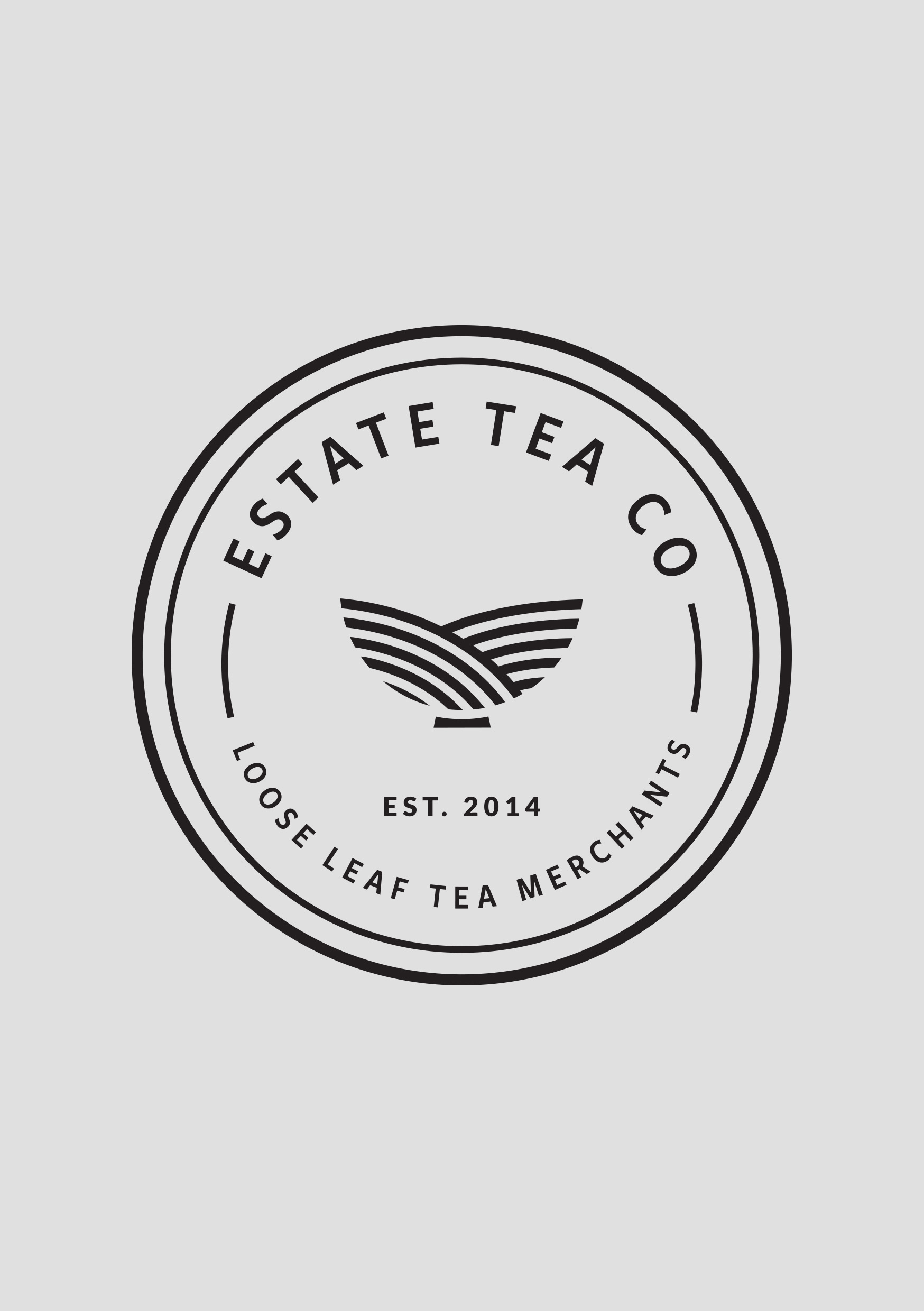 Estate Tea Co / Branding