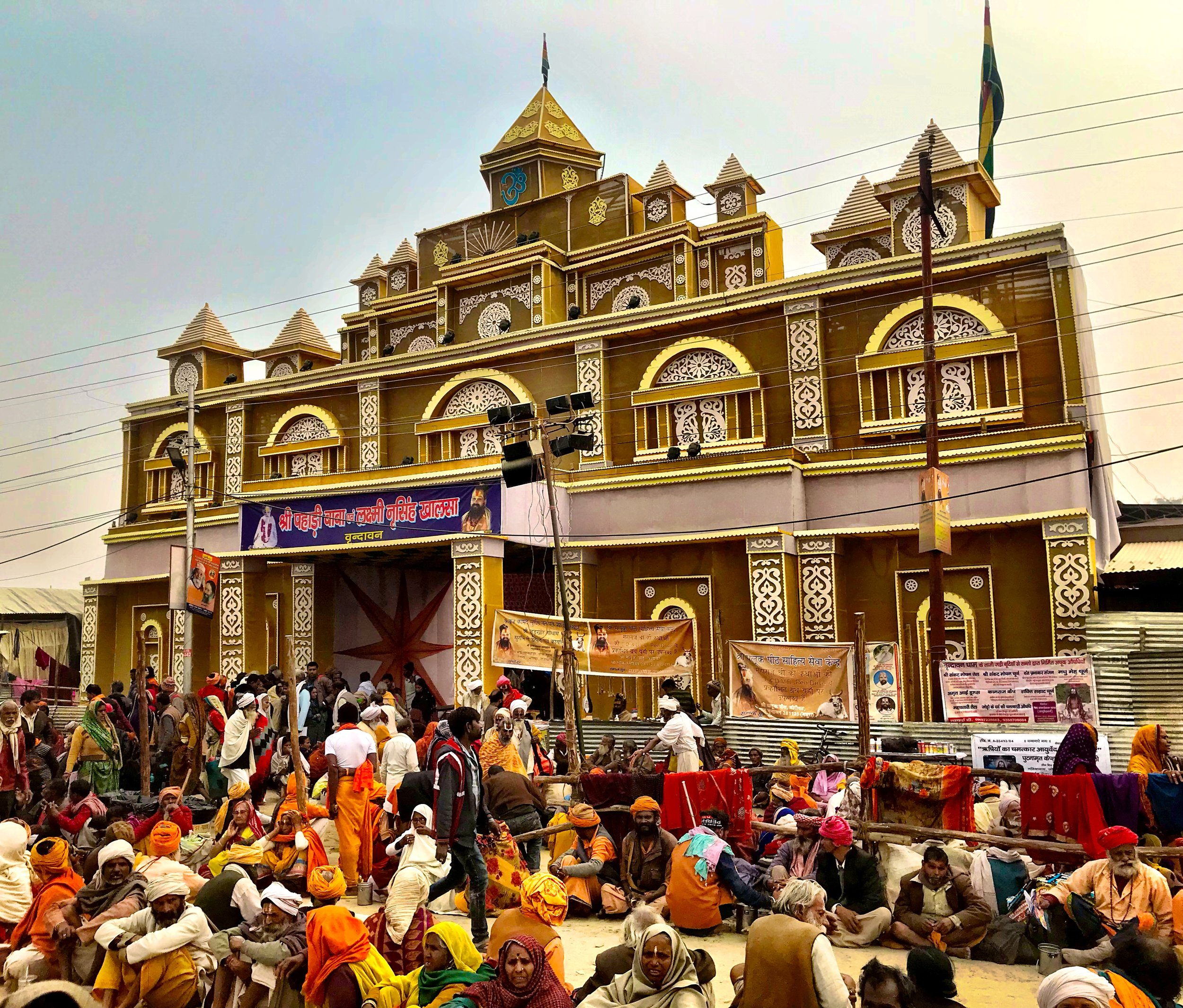 Inside the Kumbha Mela Festival