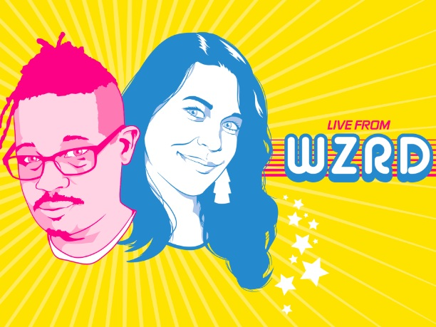 Introducing Mike and Dani your wizard hosts with the most. Watch as they take on celebrity guests, ancient magic MacGuffin, and the fearsome school registrar in VRV's Live From WZRD.