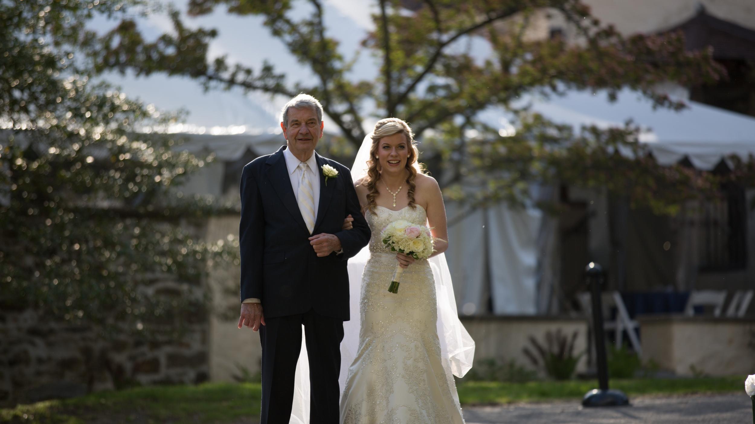 Dana and her grandpa