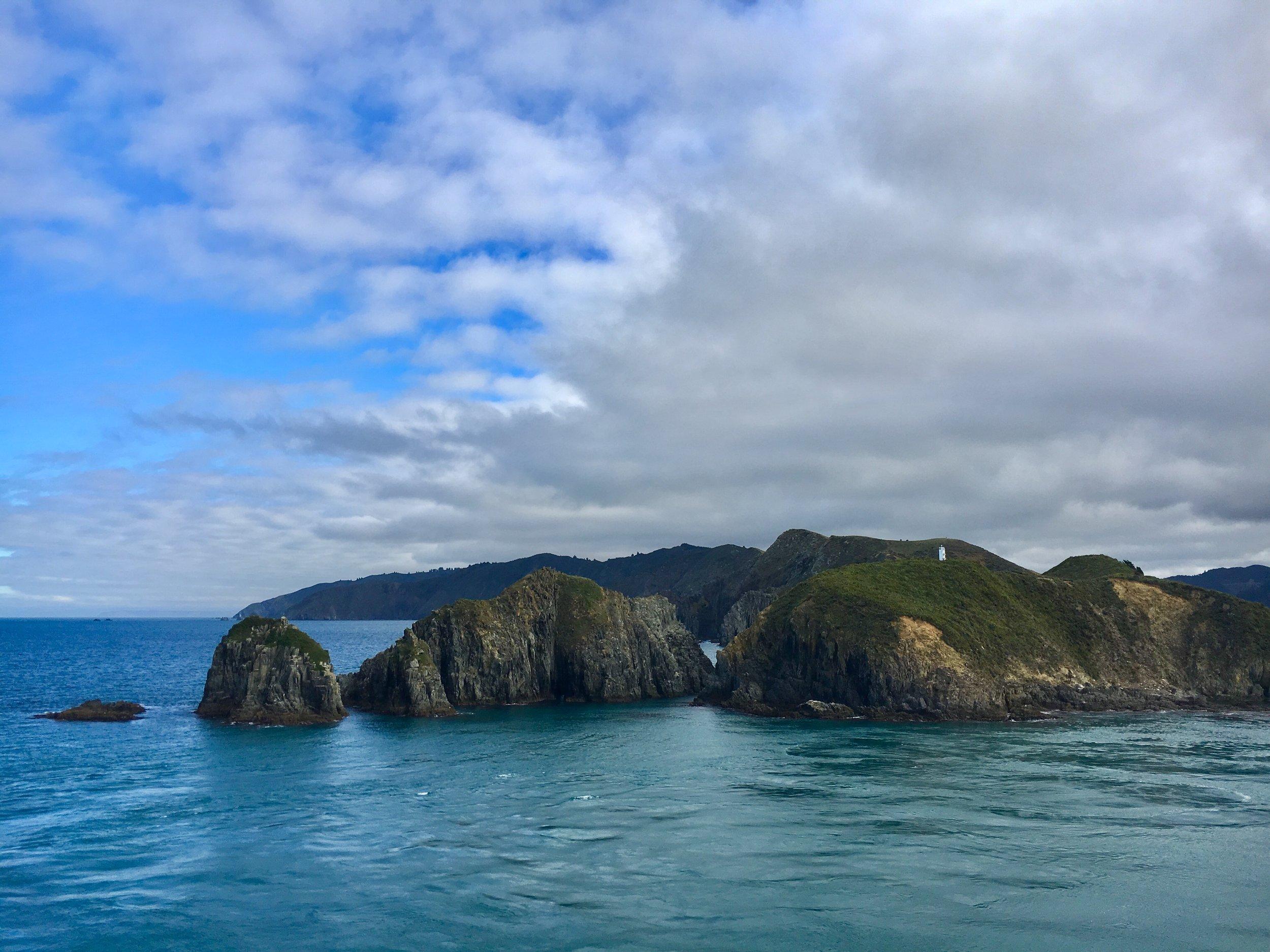 Good bye South Island...