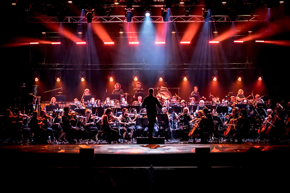 CONCERT FOR THE PLANET - A GLOBAL ORCHESTRA INITIATIVE