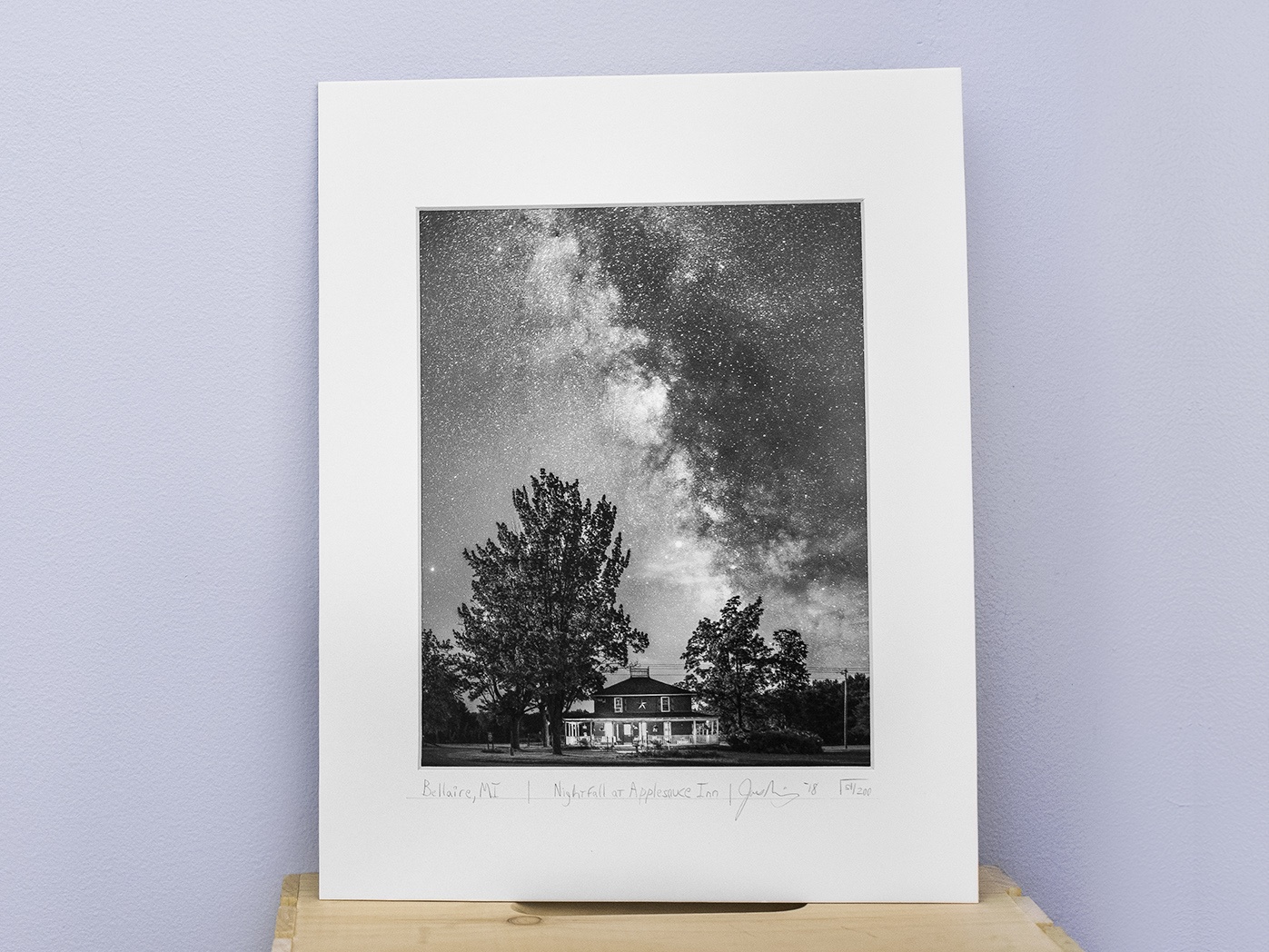 Limited Edition Print — currently only available locally.