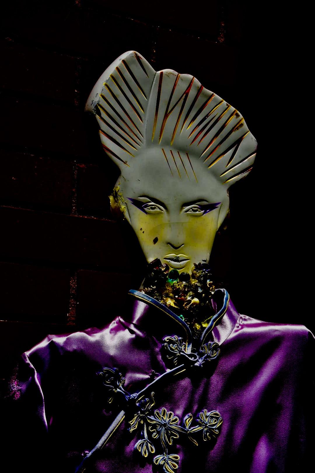 Metallic Madam