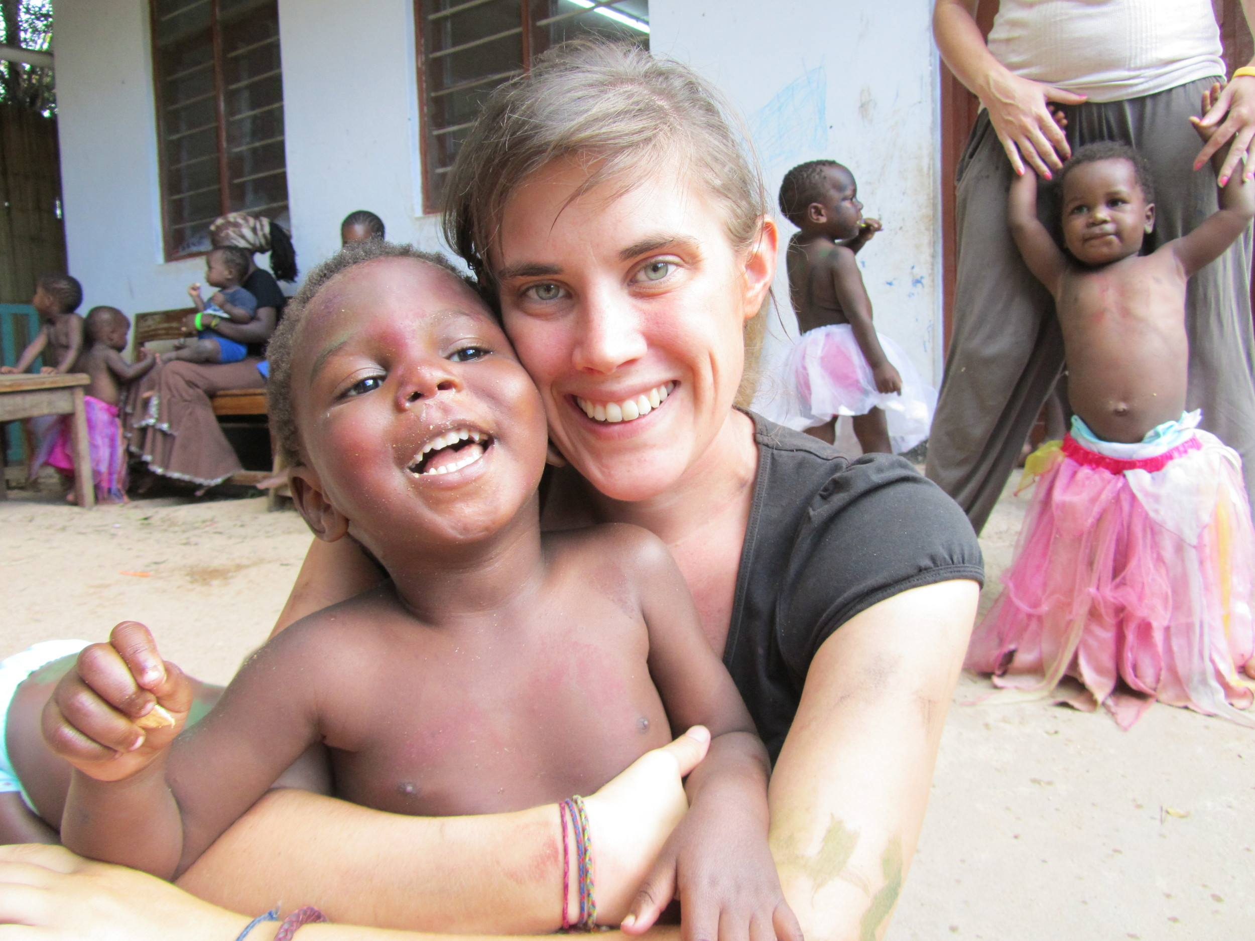 Emma - Environmental & Social Consultant, Founding Member Forever Angels USA, long term volunteer at the Baby Home