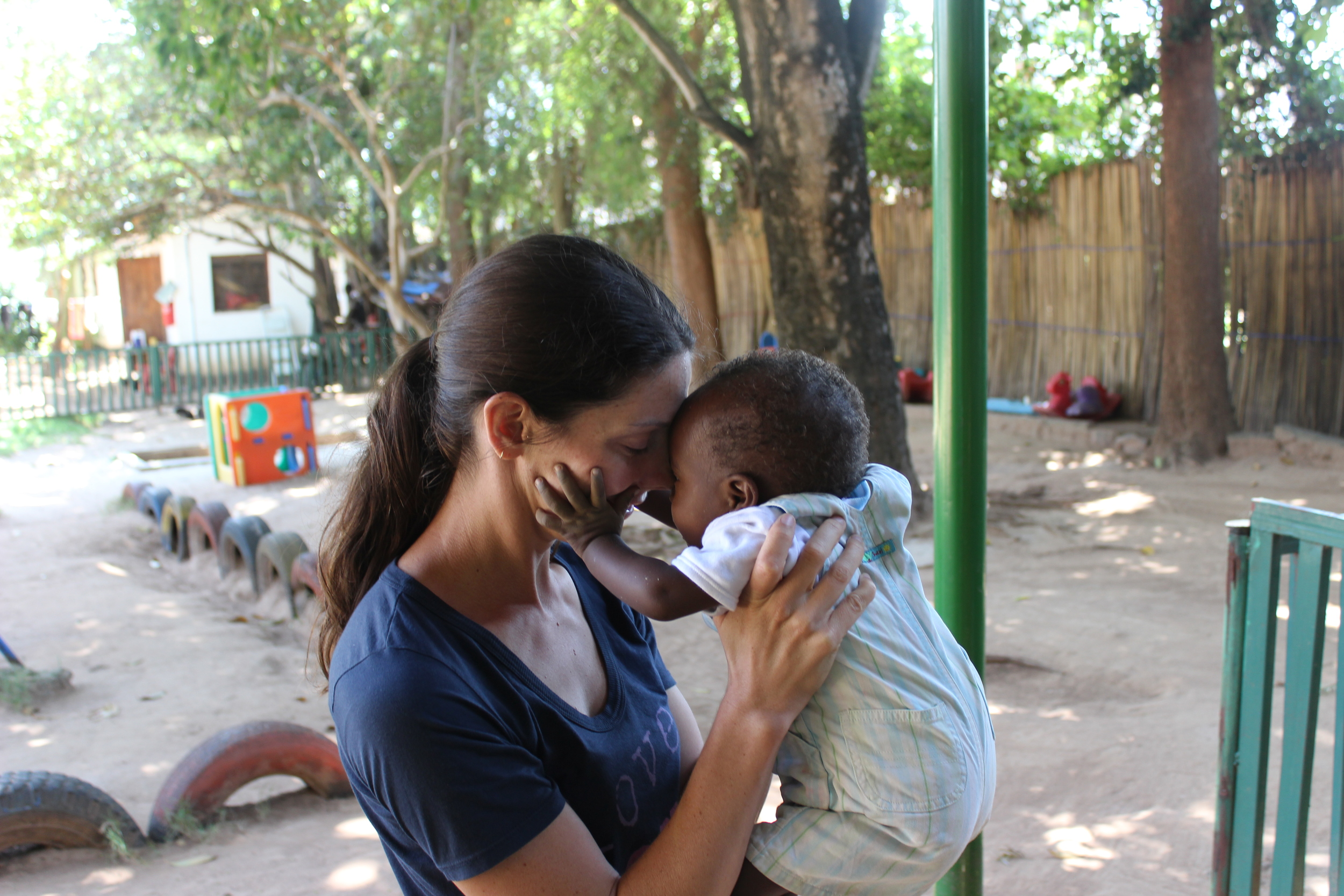 Amber - Pediatric RN, Founding Member Forever Angels USA, long term volunteer at the Baby Home