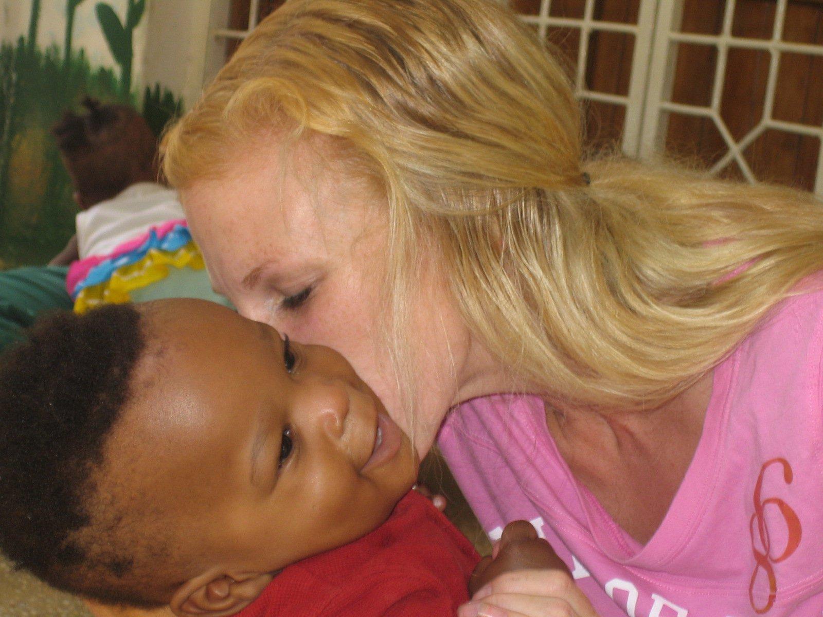 Ciara - LMFT, repeat volunteer at the Baby Home