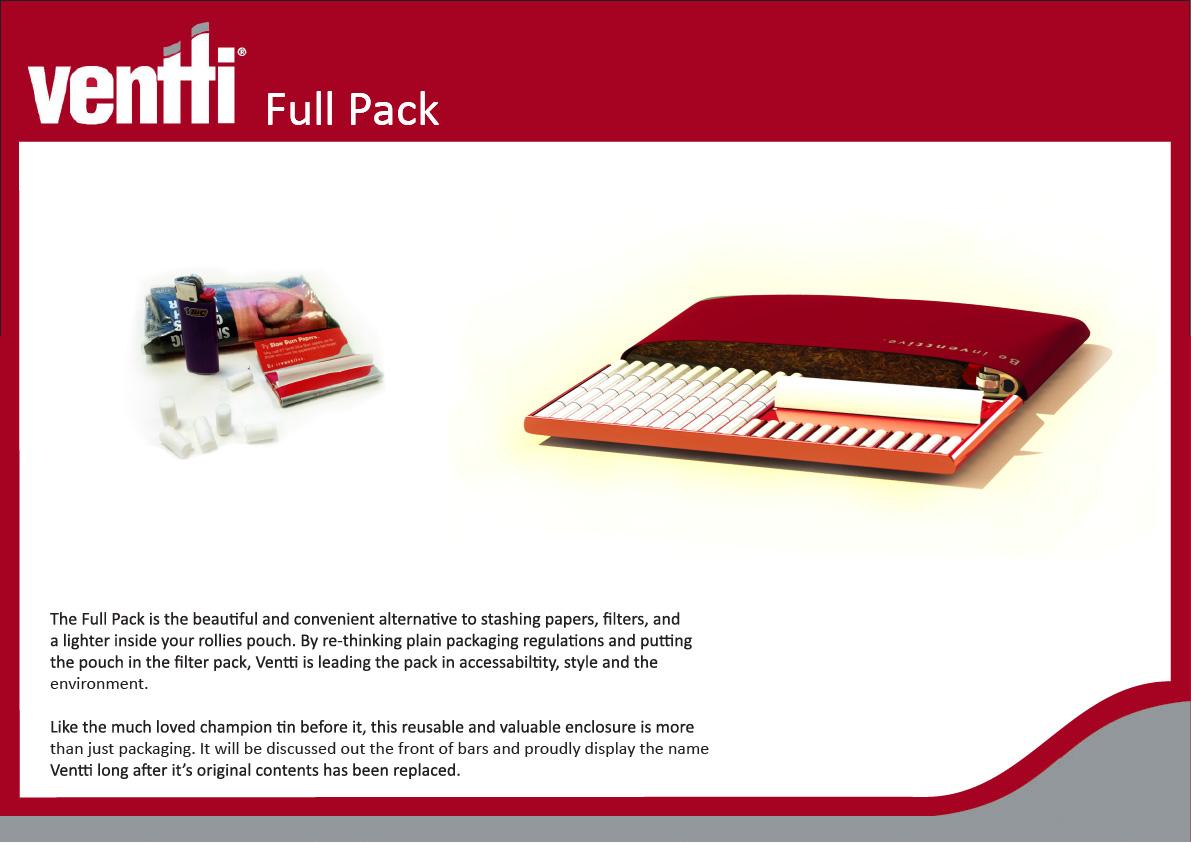 Venti Full Pack