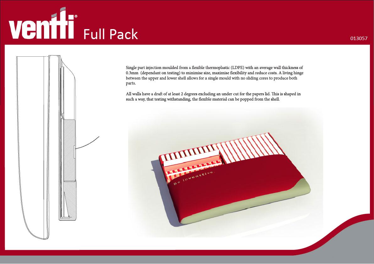 Tobacco Pouch Design 4
