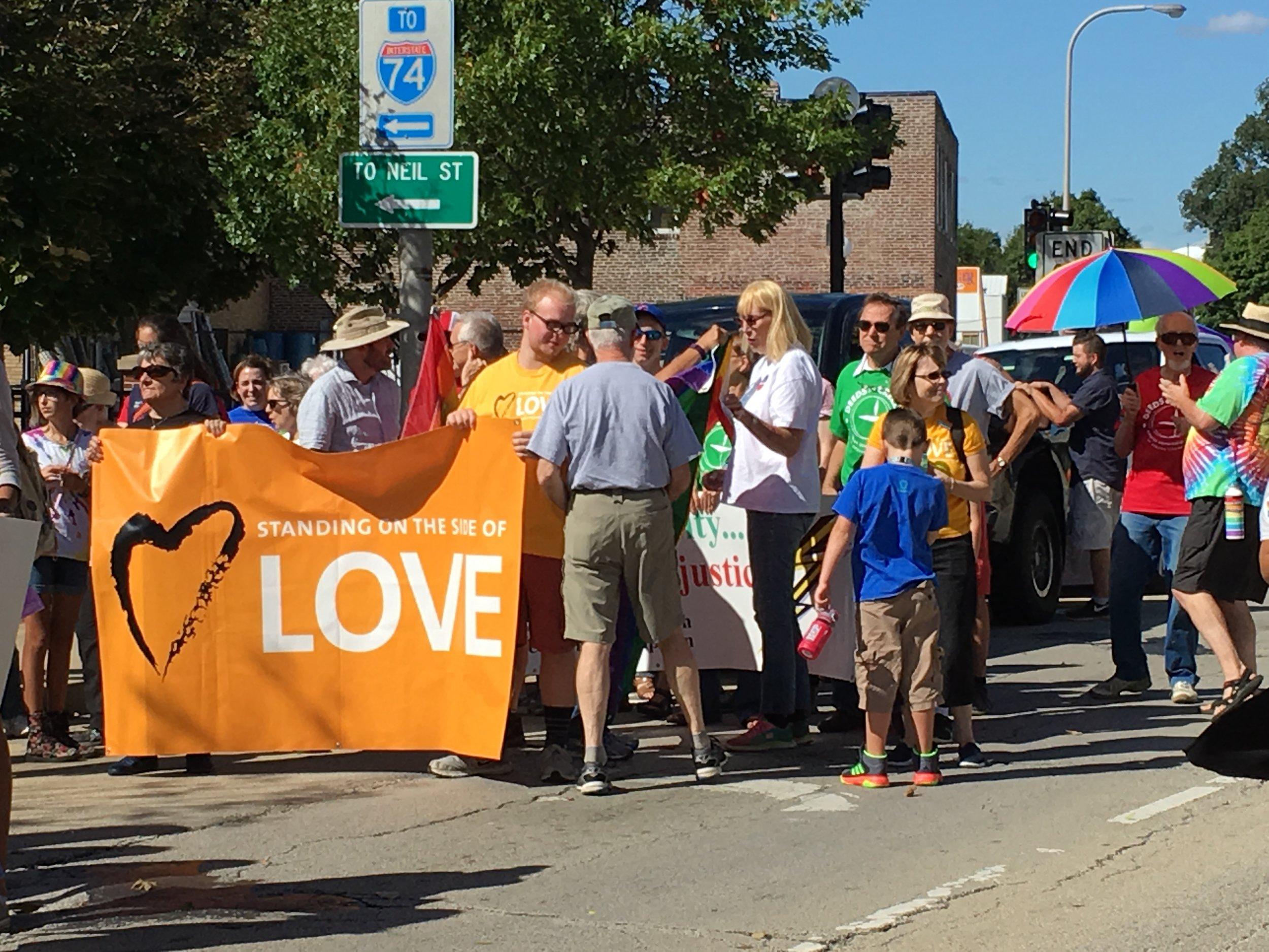 UP Center Pride Parade
