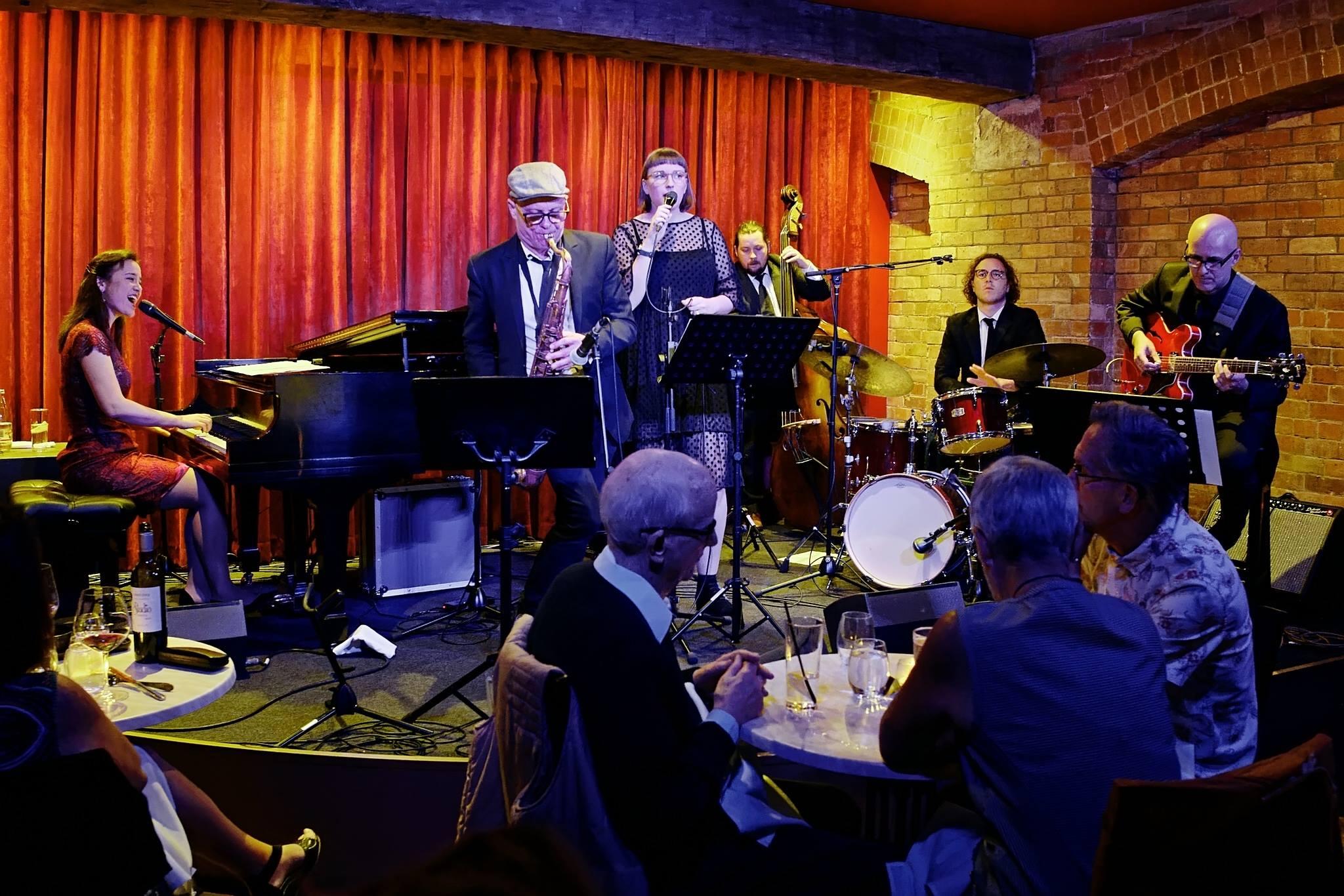 Doo-Bop Jazz Bar, Brisbane, Oct 2017