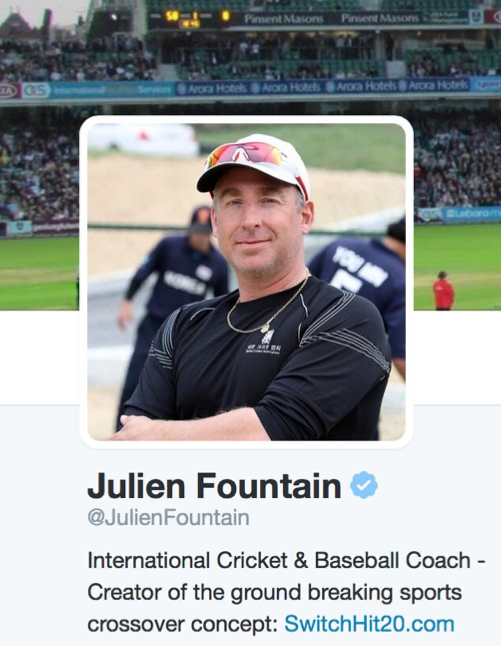Follow Coach Fountain
