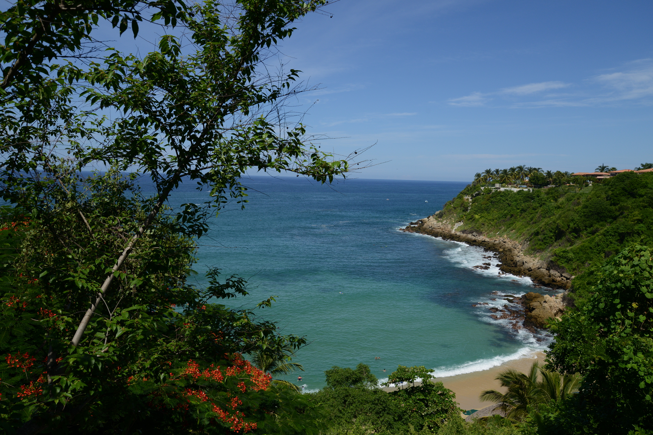 There are so many beautiful beaches and look outs all around Puerto