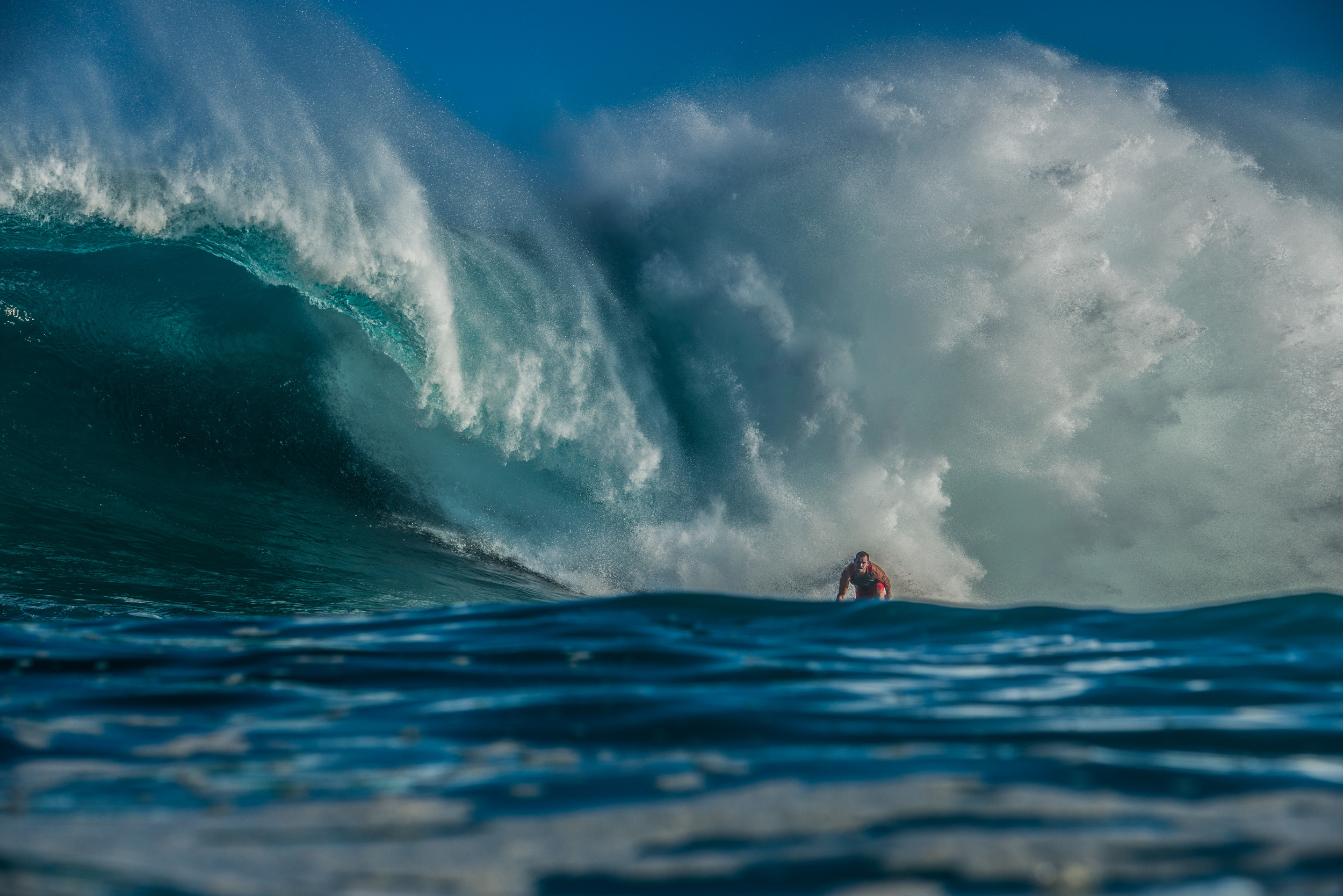 So many amazing waves ridden...
