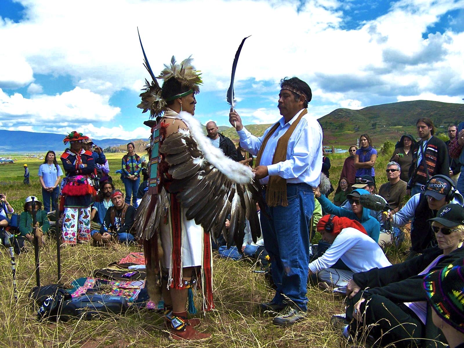 Hopi Ruben Saufkie