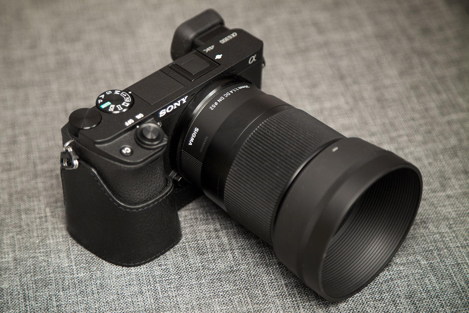 Sony a6300 Sigma 30mm 1.4