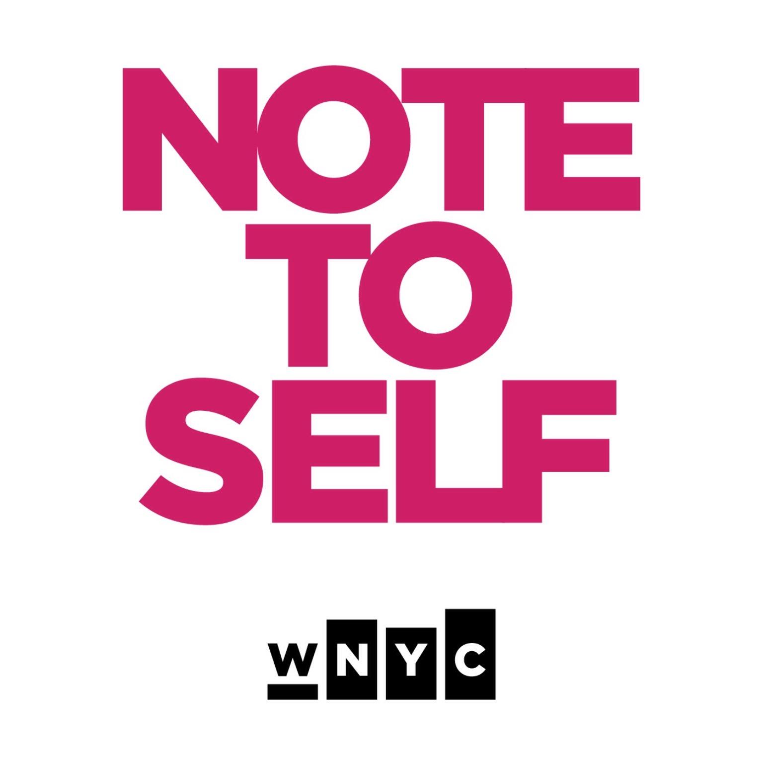 Note To Self Podcast   ashleyjoanna.com