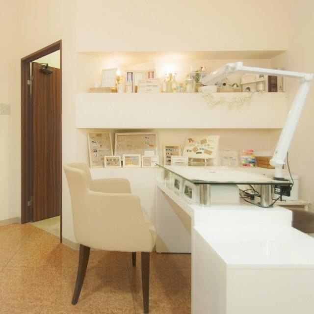 江南市 ネイル 美容室
