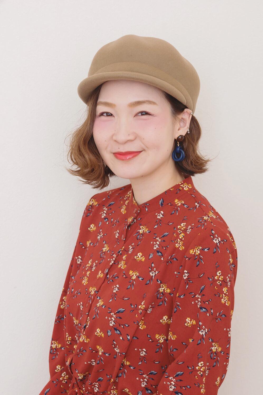 平尾千鶴  カジュアル系を得意とするスタイリスト