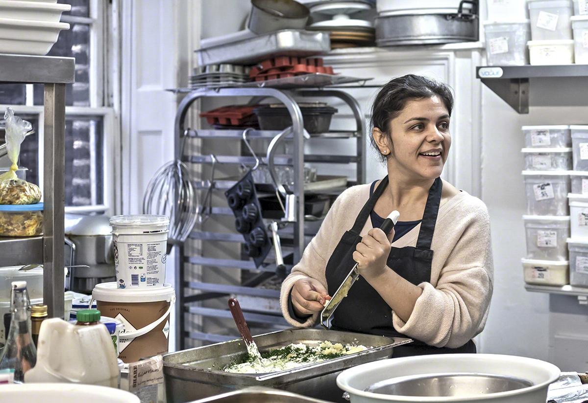 Sabrina Ghayour - Supperclub