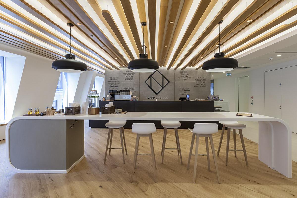 Inc Coffee Bar - Sodexo