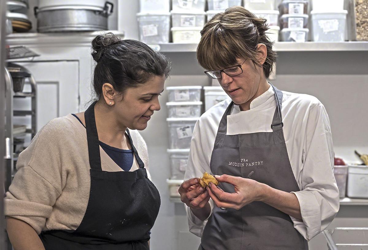 Sabrina Ghayour & Anna Hansen