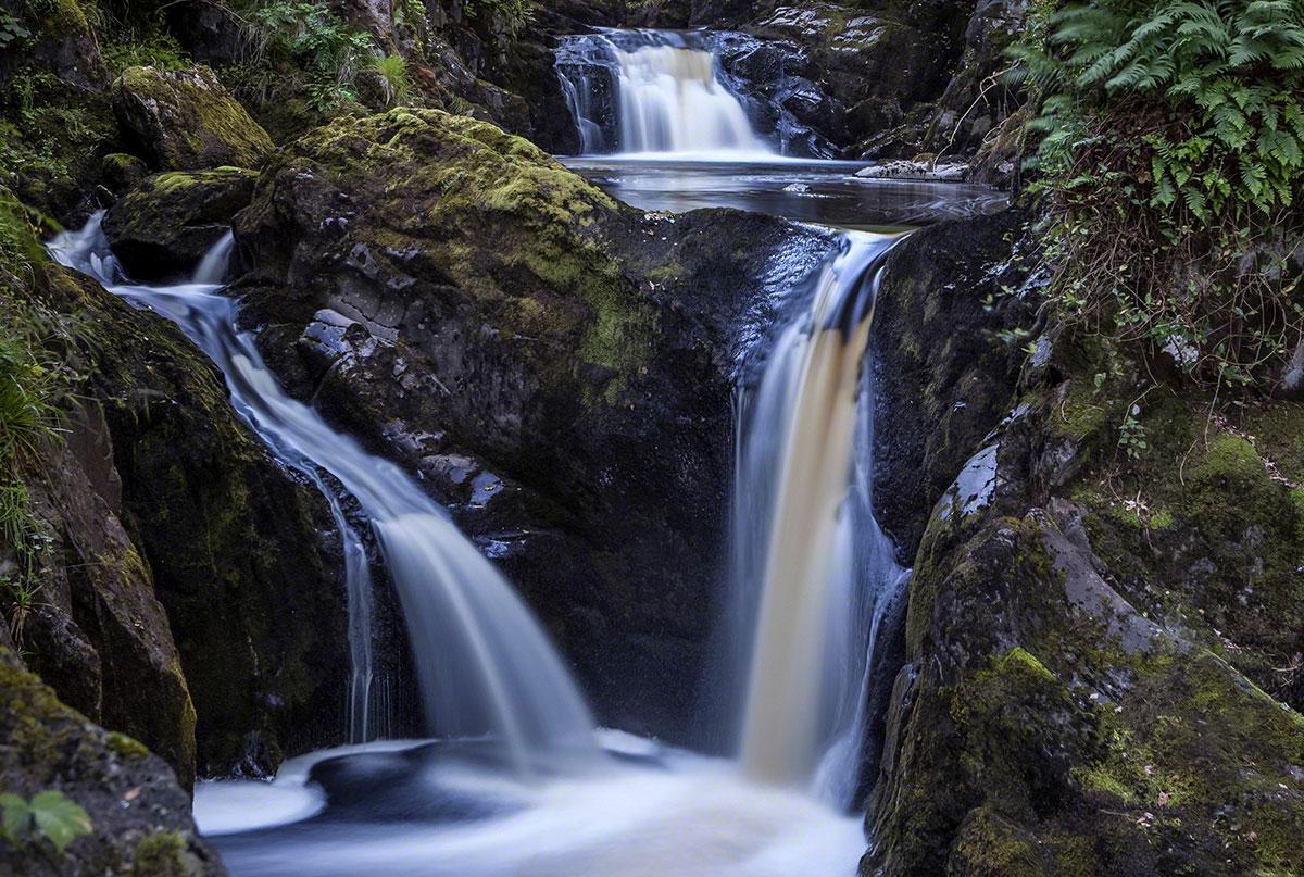 Pecca Falls - Ingleton