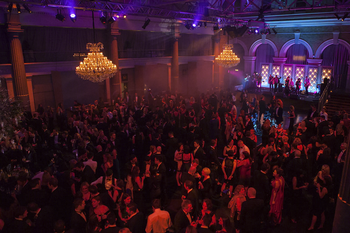 Private Event at Old Billingsgate, London  © Copyright 2017 Rebekah Taylor.All Rights Reserved.