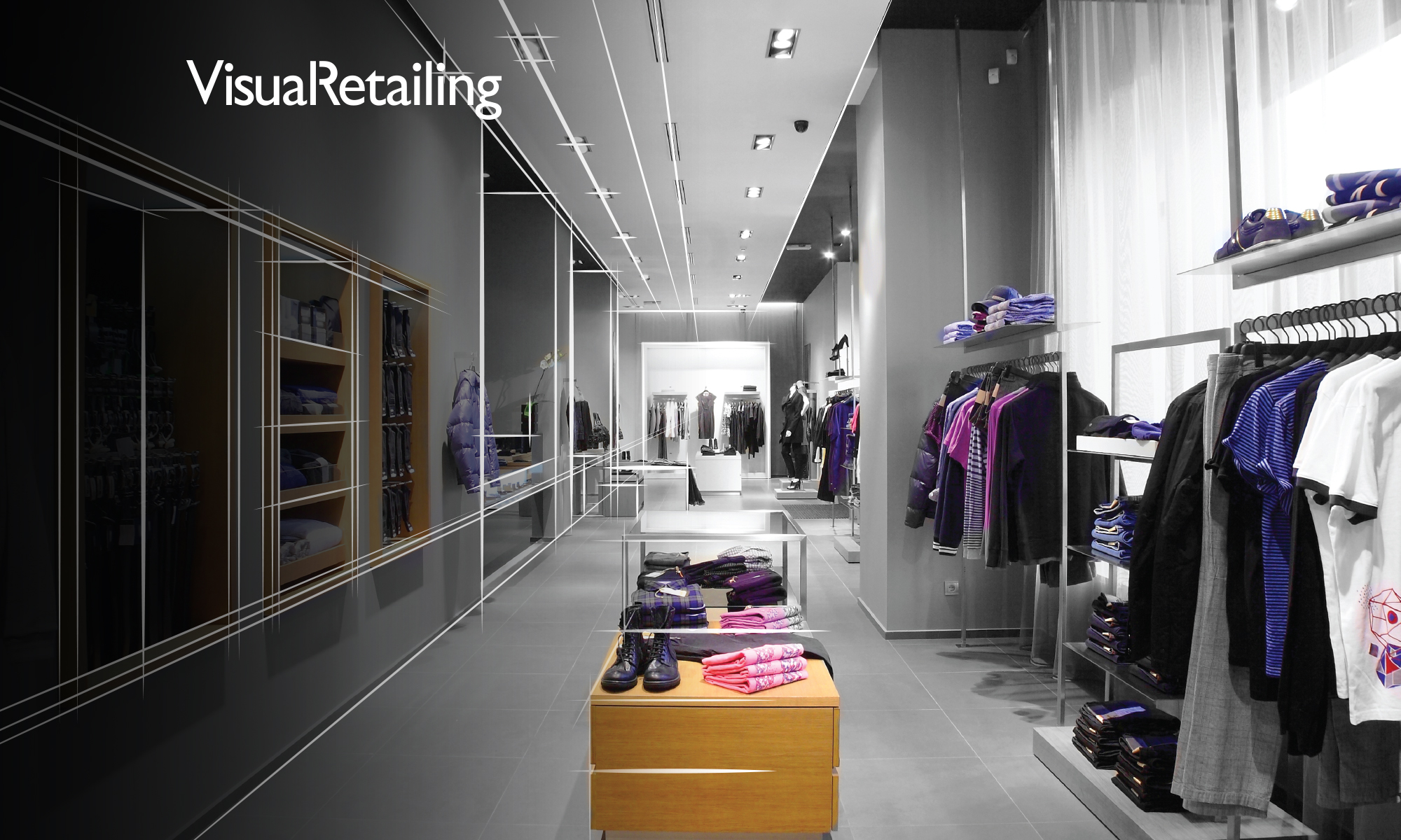 Visual Retailing   Web Design・Content Creation・Project Management   During my collaboration with Visual Retailing I was overseeing everything visual and led creatives to create content and run campaigns.