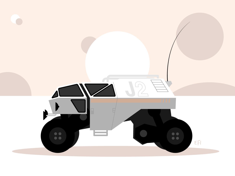 Lost in space fan art illustration