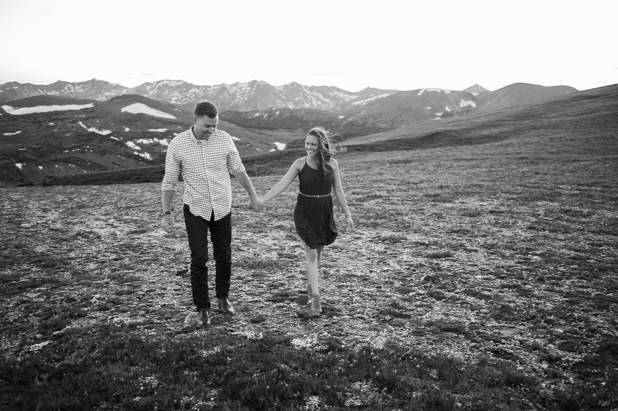 Amanda + Rob // Rocky Mountain National Park, CO