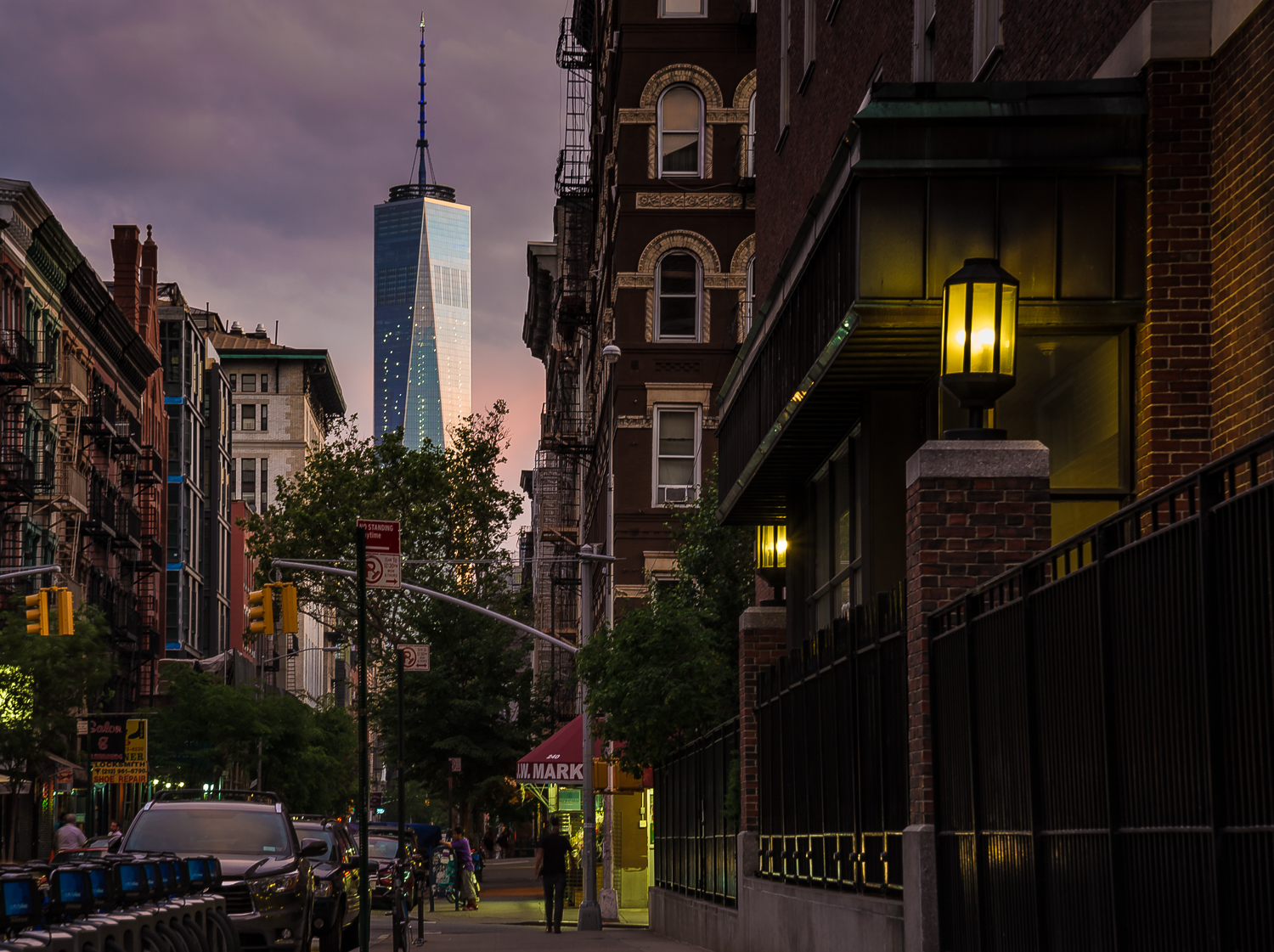 Twilight on 3rd and Sullivan - May28, 2014