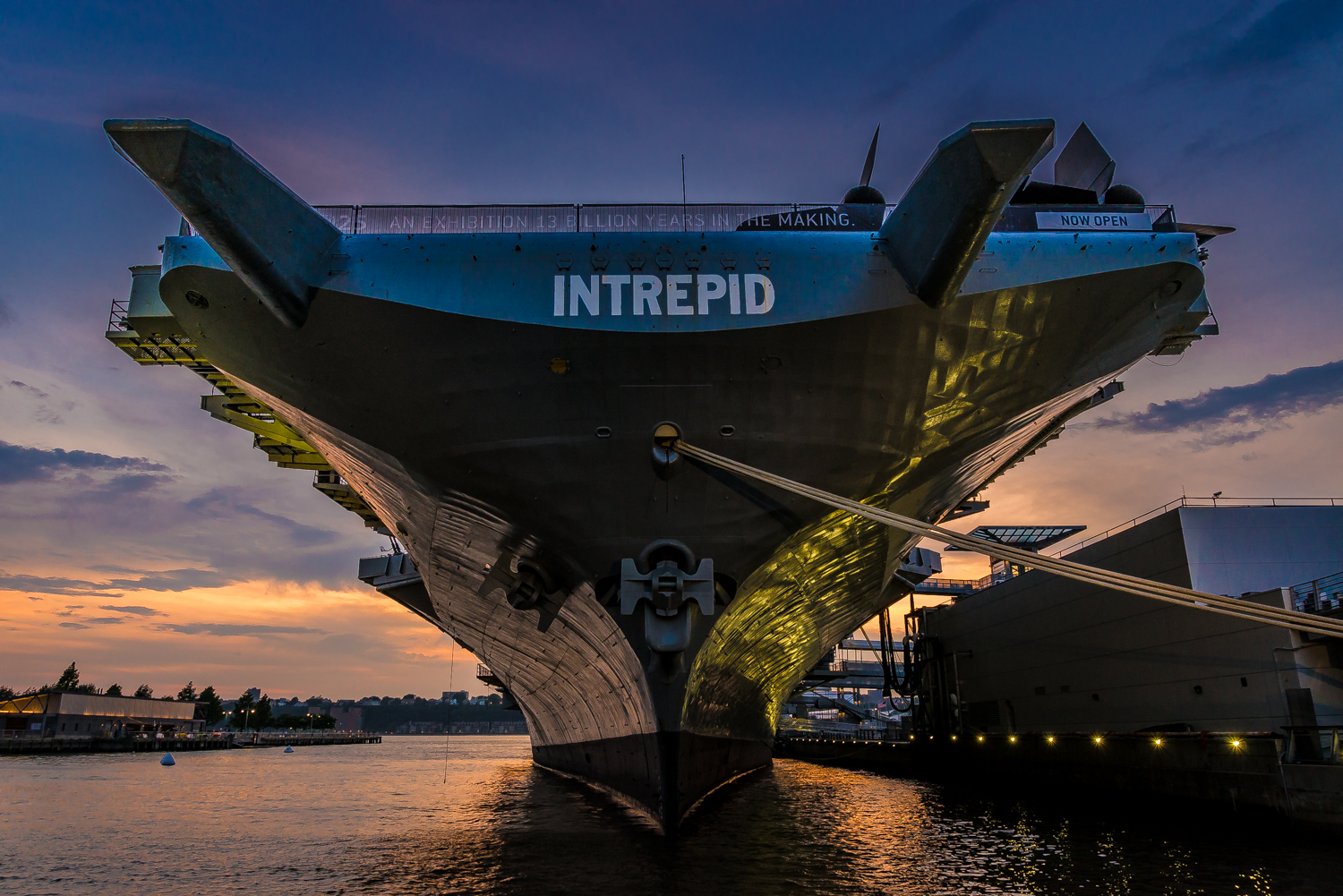 Intrepid Sunset - June 12th,2015