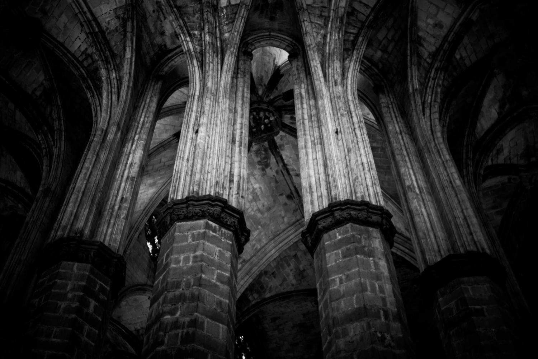 Catedral del Mar - Pillars